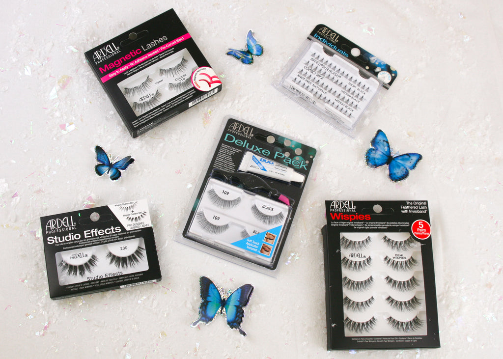 Finding the right Ardell lashes for your eye shape