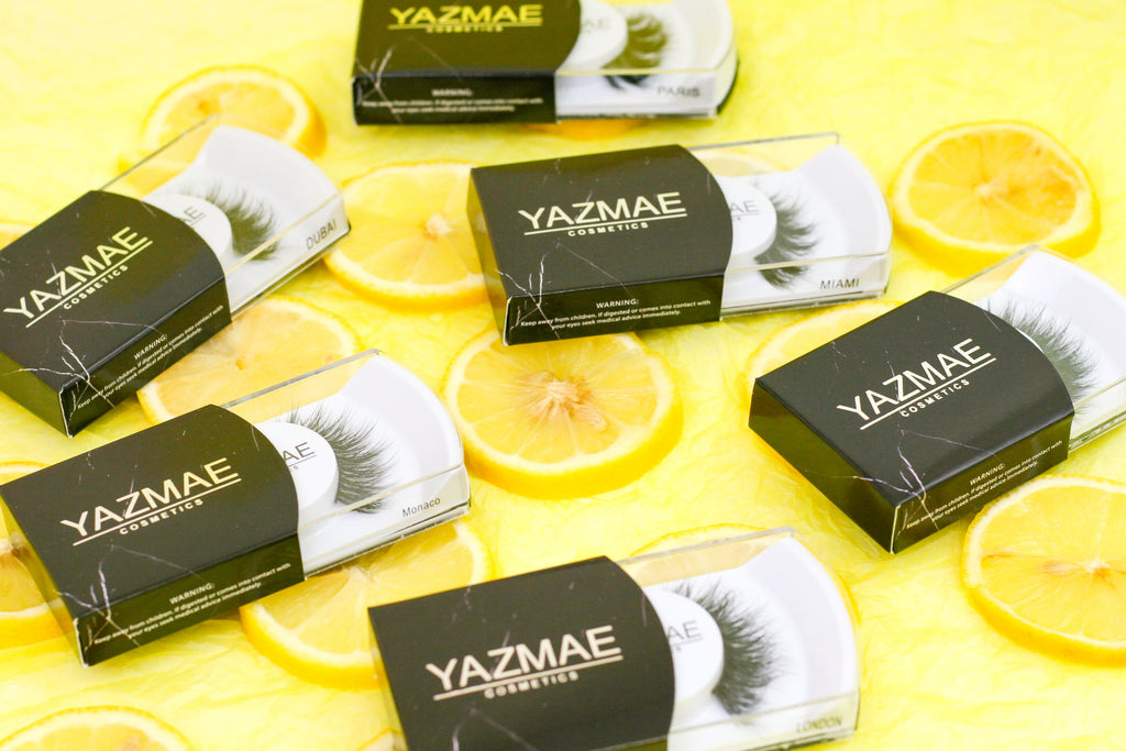 Complete Guide to Yazmae Cosmetics Lashes 2019
