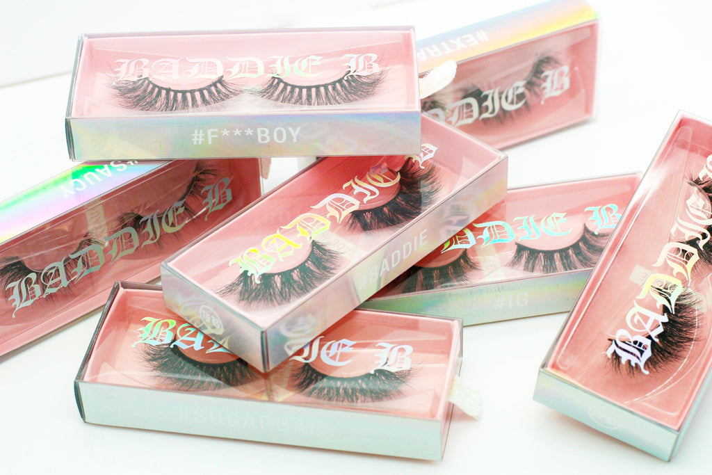 The Complete Baddie B Lashes Guide 2019