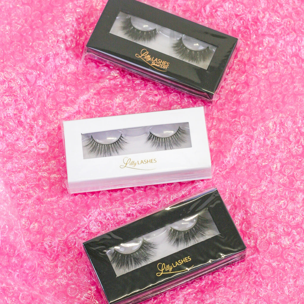 Best Lilly Lashes