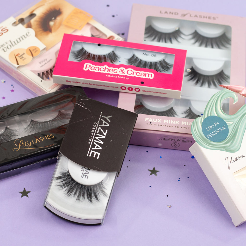 Best Lashes for Round Eyes