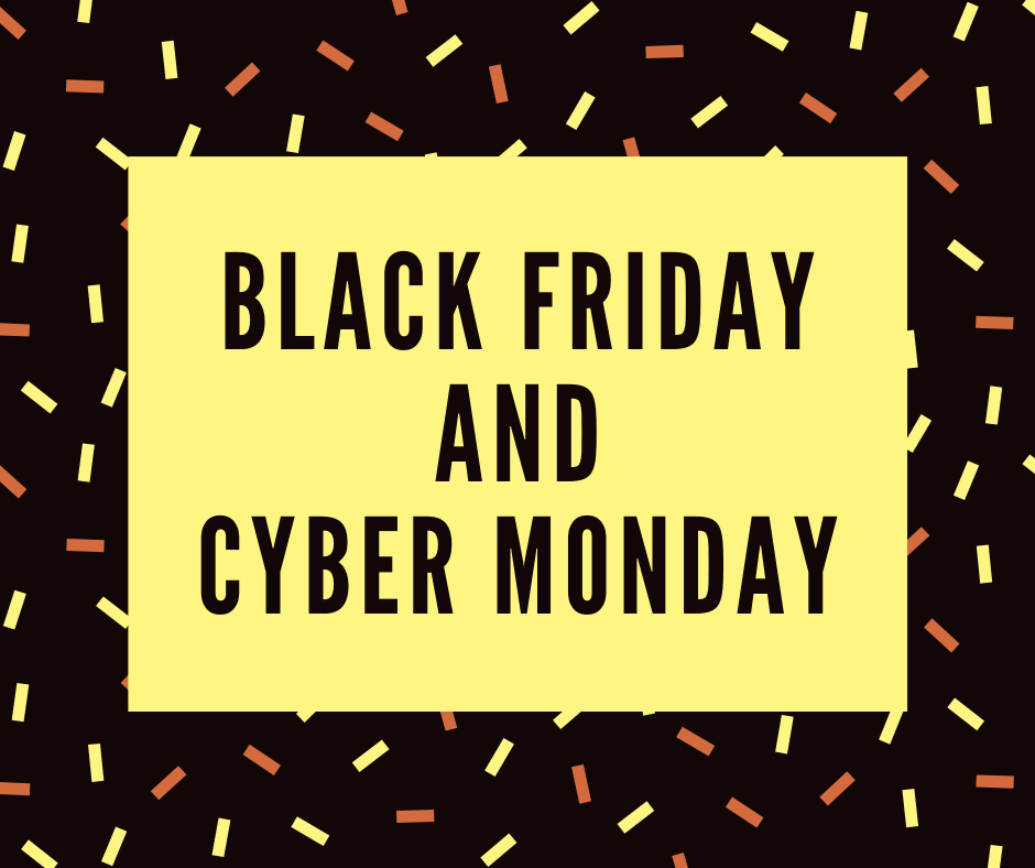 Black Friday and Cyber Monday 2019 – Five Essential Tips