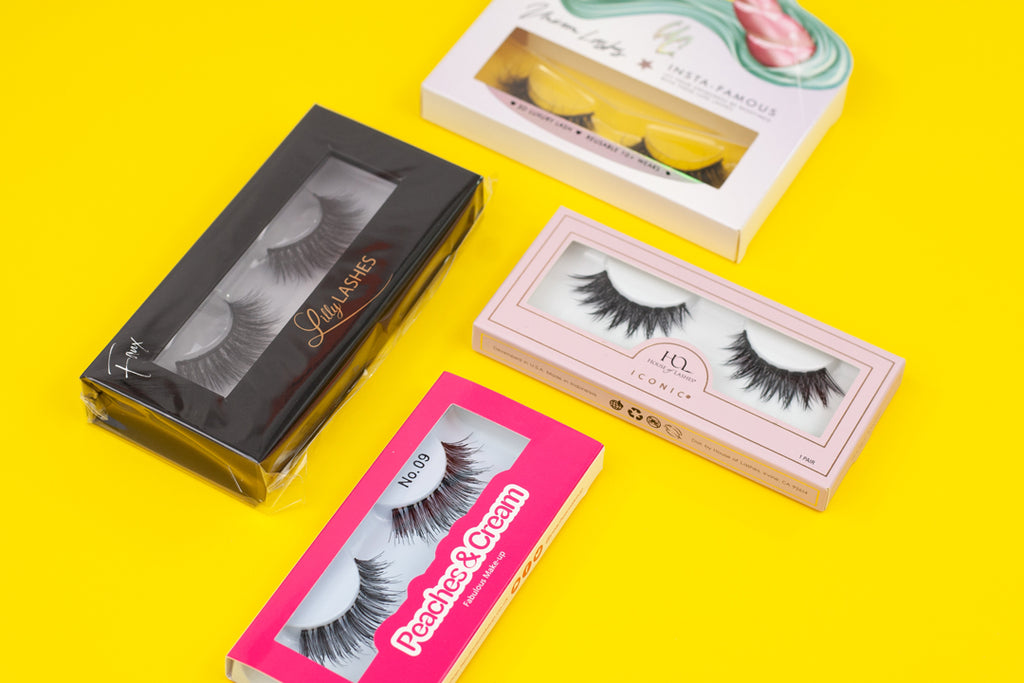 Best Lashes for Almond eyes