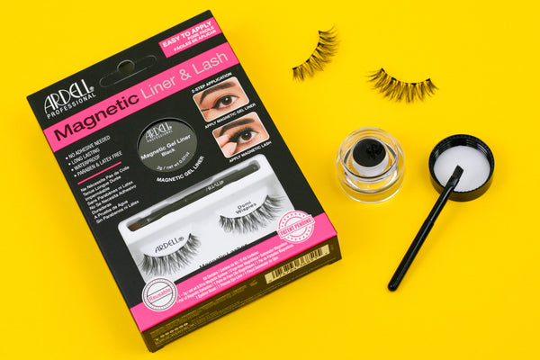 Ardell magentic liner and lash kit