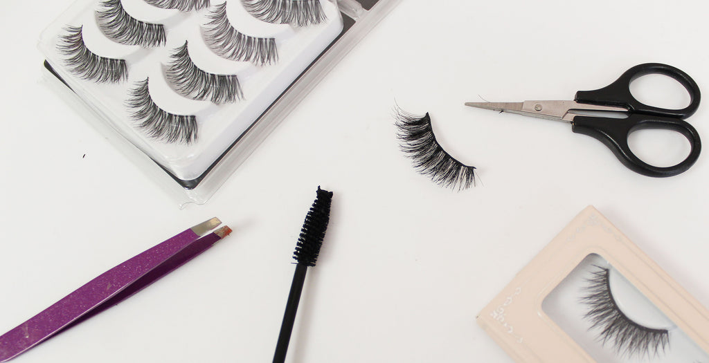 Different Types Of Strip Lashes False Eyelashes
