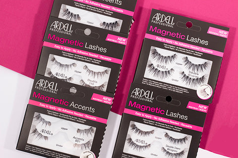 Brand New Ardell Magnetic Lash Styles Now in Stock
