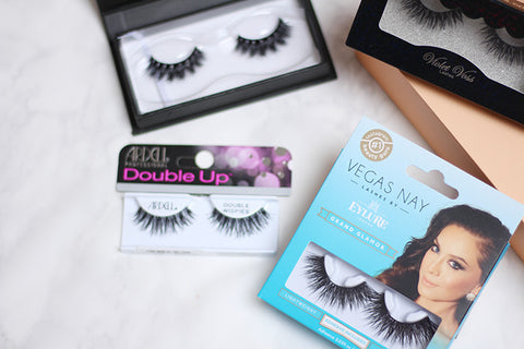 737133d8044 The best way to achieve an ultra-glam, dramatic look is with false eyelashes.  Adding volume and length to your natural lashes has never been easier, ...