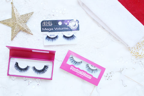 Our Favourite Festive Falsies