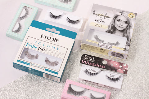 Finding False Eyelashes to Suit Small Eyes