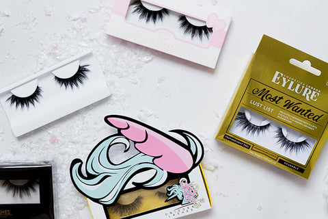 Five Pairs of Party Lashes We Love