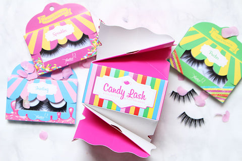 Flutter Lashes Candy Collection