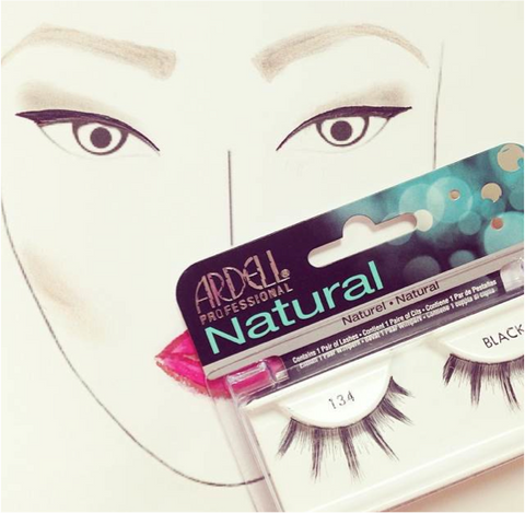 e71ae2bbe76 For the classic witches style we had to go with a lash as spikey as the  persona were playing. We adore these Ardell lashes and now we have found  the perfect ...