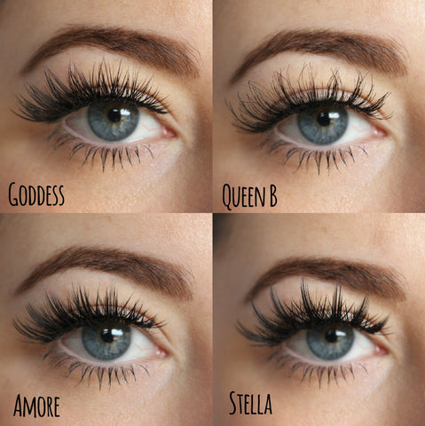 4c1f269fe53 KoKo Lashes: Top Four Styles | False Eyelashes