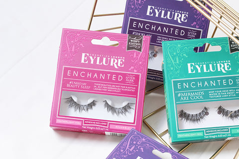 Latest Additions to the Eylure Enchanted Collection