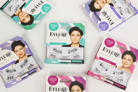 Latest Eylure Additions including the Emma Willis Collection