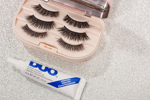 Looking After Your False Lashes: Ten Tips and Tricks
