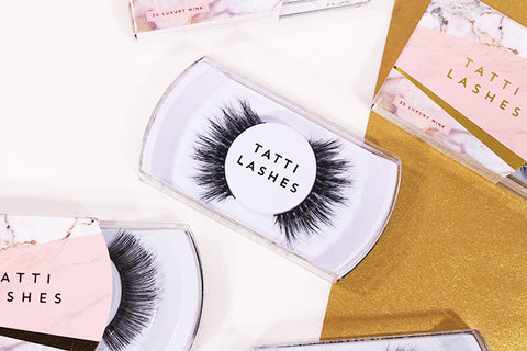New In: Tatti Lashes Styles Now Added to the Collection