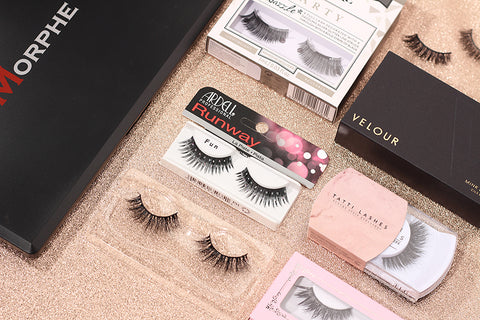 Our Top Ten Occasion Lashes