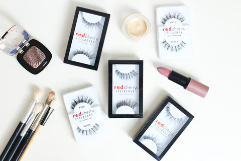 Red Cherry Lashes Brand Focus