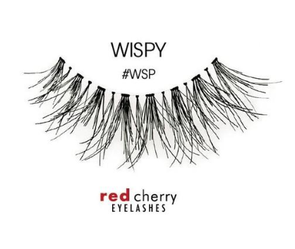 Red Cherry Wispy lashes