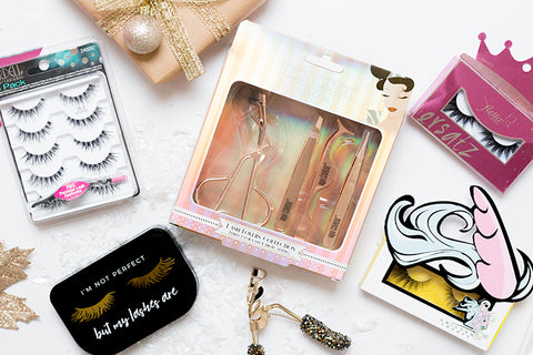 Six Stocking Fillers for Falsies Fans