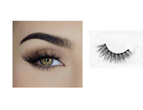 28b205256b2 model wearing dragon lashes in style enchantra. Our best sellers for glam  false ...