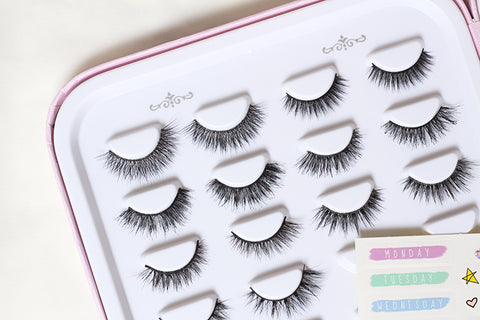 Top Four False Eyelash Essentials