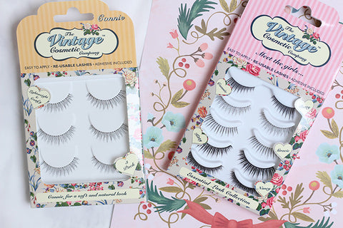 Vintage Cosmetic Company Lash Multipacks
