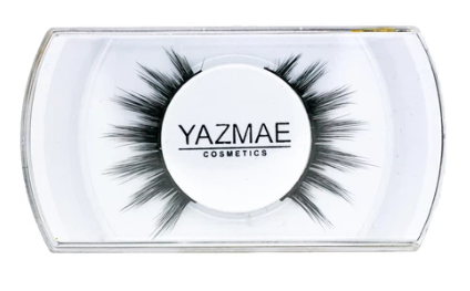 Yazmae Cosmetics Lashes in style New York