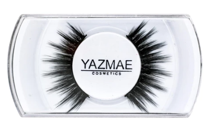 Yazmae Cosmetics Lashes in style Bora BOra