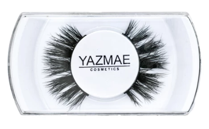 Yazmae Cosmetics Lashes in style Paris
