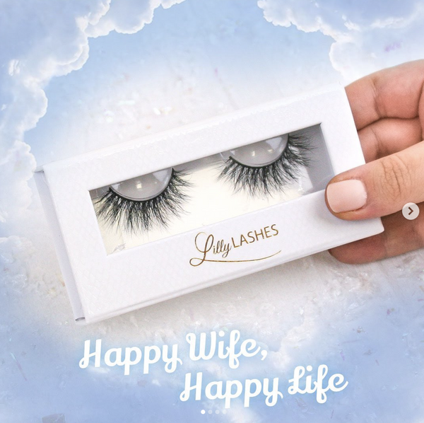 Lilly lashes in style happy wife happy life