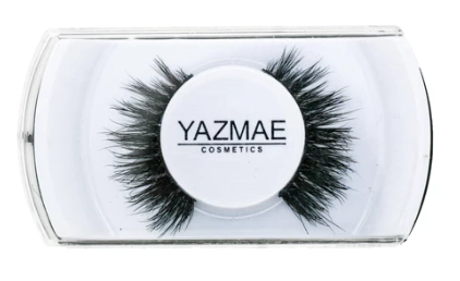 Yazmae Cosmetics Lashes in style Dubai