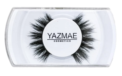 Yazmae Cosmetics Lashes in style Miami