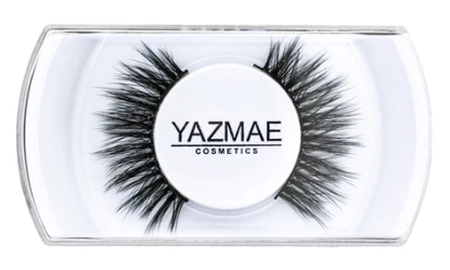 Yazmae Cosmetics Lashes in style Monaco