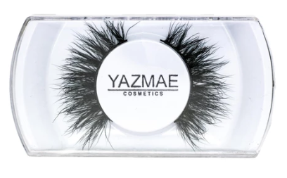 Yazmae Cosmetics Lashes in style London