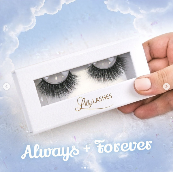 Lilly lashes in style always and forever