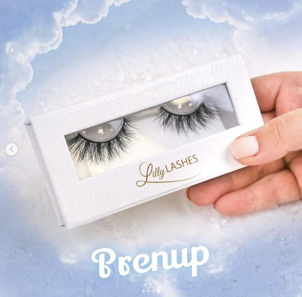 lilly lashes in style prenup