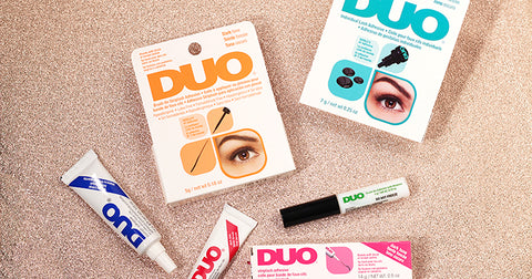 Your Guide to DUO Eyelash Adhesives