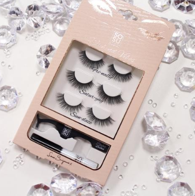 SoSu by SJ weekend vibes lashes