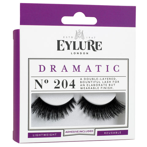 Eylure Dramatic Double Lashes 204 - Lash Scan