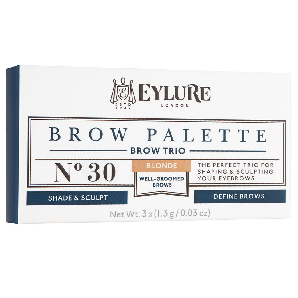 Eylure Brow Palette - Blonde - Angled Packaging