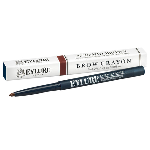 Eylure Brow Crayon - Mid Brown 4