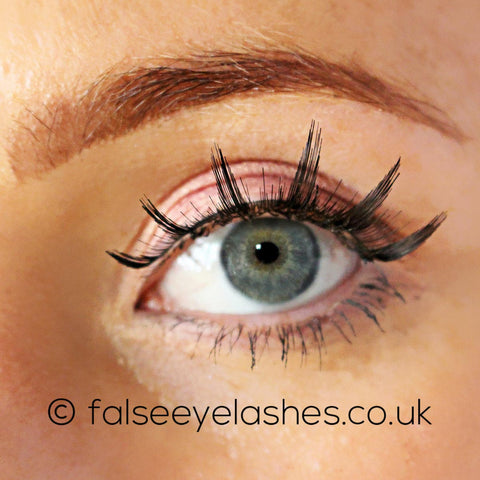 Ardell Fashion Lashes Black 134 - Model Shot 1