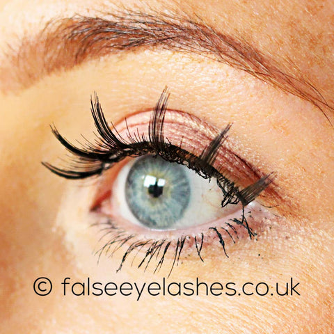 Ardell Fashion Lashes Black 134 - Model Shot 2