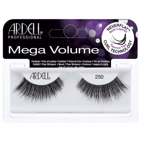 Ardell 3D Mega Volume Lashes Black 250