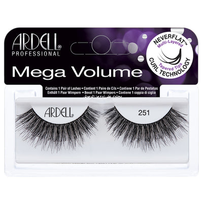 Ardell 3D Mega Volume Lashes Black 251