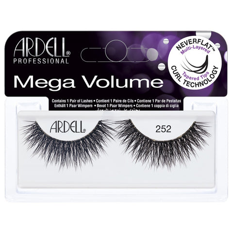 Ardell 3D Mega Volume Lashes Black 252