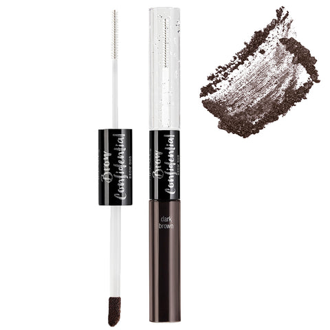 Ardell Beauty - Brow Confidential Brow Duo Dark Brown (With Swatch)
