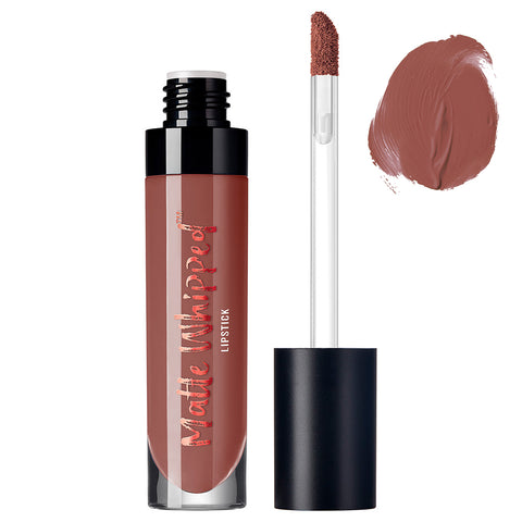 Ardell Beauty Matte Whipped Lipstick - Upscale Flavor (With Swatch)